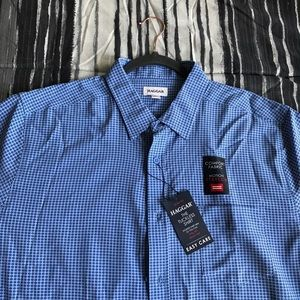 Hager Slim Fit Tuckless Shirt